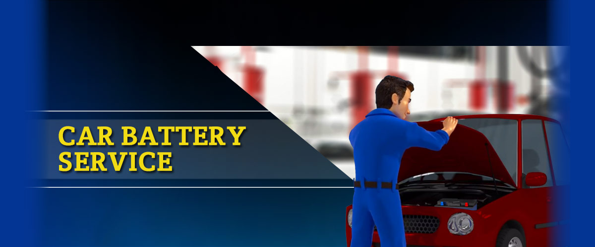 Car Battery Services
